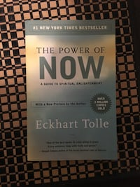 The Power Of Now Book by Eckhart Tolle Glenmont, 12077