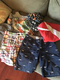 Boys clothing LOT $7 for everything ~ vacationers Lot 5 years  Edmonton, T5R 1E6