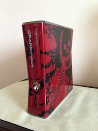 XBOX 360 SLIM GEARS OF WAR LIMITED EDITION Toronto, M1H 1B2