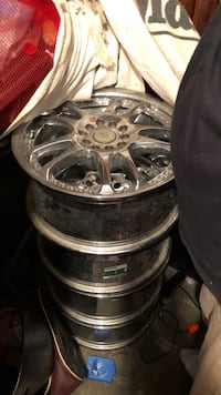4 rims in good condition  New York, 11416