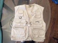 Fishing Vest - Youth Toronto, M5M