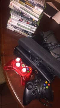 xbox 360 kinect + Games Stafford, 77477