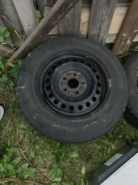 Honda Civic Winter tires full set Brampton
