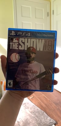 MLB The Show 2019 (PS4) [ Brand new/Sealed] Washington, 20016