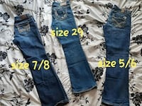 Women's name brand jeans Wichita, 67217