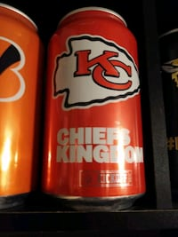 Kansas City chiefs NFL Can