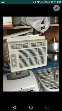 white Frigidaire window-type AC unit Capitol Heights, 20743