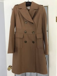 Kenneth Cole Brand New Wool Coat Oakville, L6H 2M8