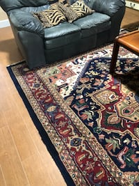 Oriental wool carpet  Palm Harbor, 34684