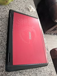 Dragon Special Edition 17'' MSI Gaming Laptop 16 GB. - $2575 OBO