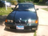 bmw 323IC convertible - 1998