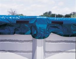 Swimming pool closings $120.-$160 above ground covers and chemicals available