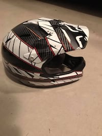 Full face fox helmet. (Medium)