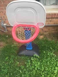 kids basketball hoop Vienna, 22180