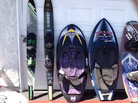 KNEE BOARDS HAVE 4 of THEM