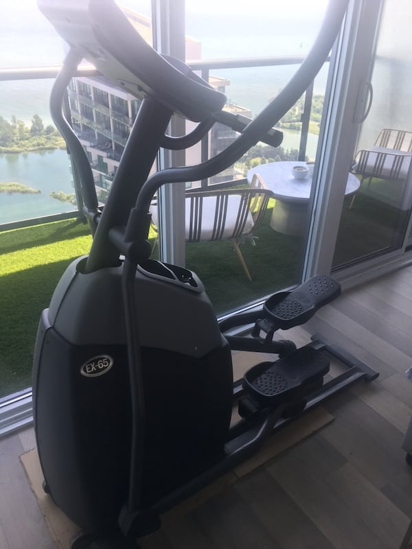 Elliptical exercise machine - Horizon EX-65 0