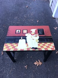 Kitchen Chef Small Table