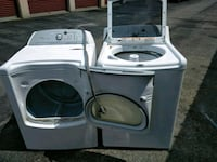 white washer and dryer set Prince George's County, 20746