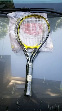 Wilson Fusion XL tennis racquet set of 2 - $7.5 each or $15 for 2