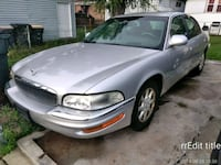 02Buick park ave Bellwood