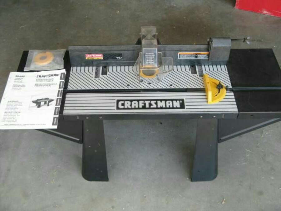 Craftsman router table accessories table design ideas craftsman router table accessories design ideas keyboard keysfo Gallery