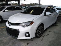 2014 Toyota Corolla S Plus CVT Woodbridge, 22191