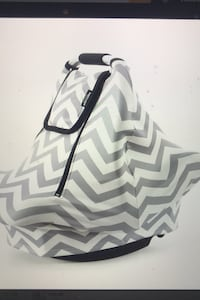 Stretchy Baby Car Seat Cover Easton