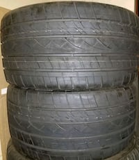 2 NEW 285 25 22 TIRES