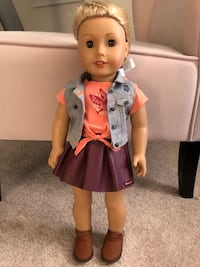 Tenney - American Girl Doll Ashburn, 20148