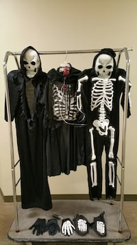 HALLOWEEN Items - Various items & prices. Arlington, 22204