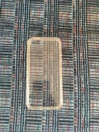 Iphone 5, 5s, se clear case Falls Church, 22042