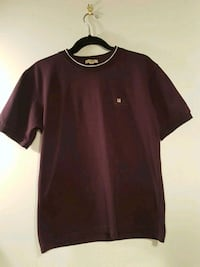 Burberry polo shirt fabric size M Vancouver, V5Z 4L8