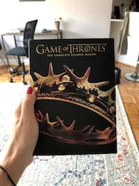 Game of Thrones Season 2 (DVD) Washington, 20008