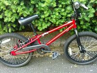 red and black BMX bike Smithtown, 11787