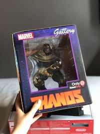 Marvel Thanos action figure Toronto, M5G 2A7