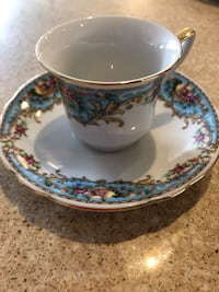 Leander Czech porcelain demitasse and saucer Arlington, 22209