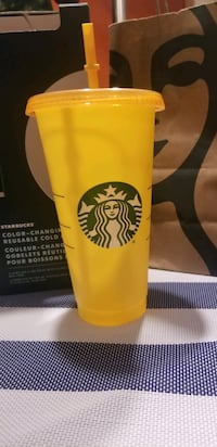 1 brand  New Starbucks cup
