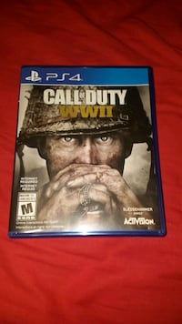 Ps4 Call of Duty World War 2 Sherwood Park, T8H