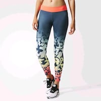 Adidas Climalite Tights Multicolor Orkdal, 7310