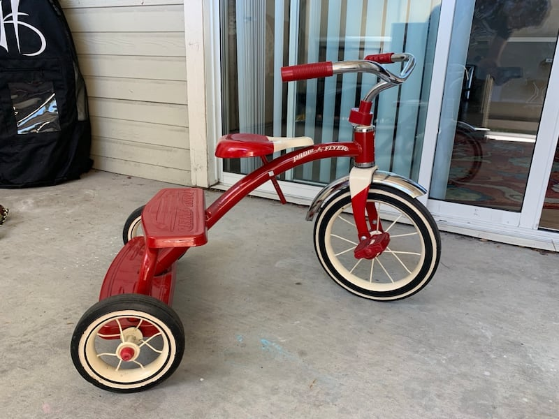 Radio Flyer Tricycle  1