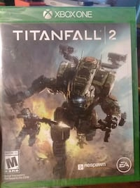 Titanfall 2 Xbox One game case St. Peters