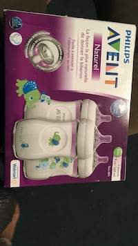 Philips Avent feeding bottle box Winnipeg, R2L 1P8