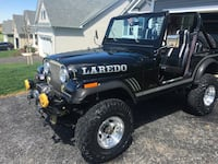 Jeep - CJ - 1986 Frederick
