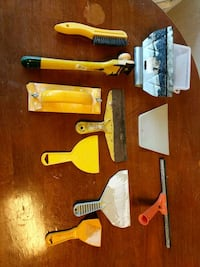 Tile and dry wall tools(all of the as shown) Pickering, L1X 2K8