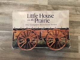 OBO Complete TV Series Little House the Prairie