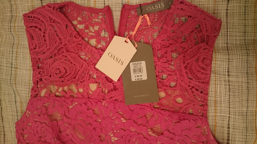 Completely new dress,  Oasis,  size 6 (34) - Budapest