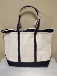 NEW!! LL BEAN EXTRA EXTRA LARGE, Heavy-Duty CANVAS TOTES - firm price. Arlington, 22204