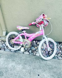 Barbie Girls Bike  Sacramento, 95841