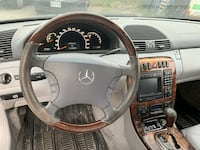 2002 Mercedes CL Class Mississauga