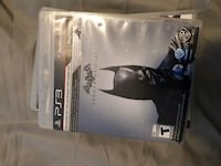 Batman arkham origins ps3  Edmonton, T6C 2B5